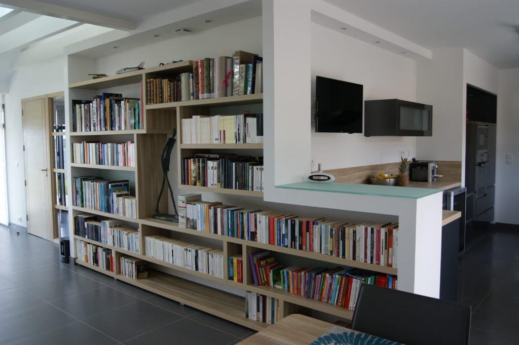 Cuisine et meuble biblioth que carantec direct 39 cuisines - Direct cuisine ...