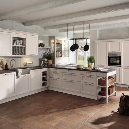 Direct Cuisines modèle cuisine bristol satin Häcker